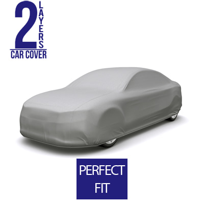 Full Car Cover for Alfa Romeo 8C 2008 Coupe 2-Door - 2 Layers