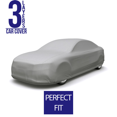 Full Car Cover for Alfa Romeo 8C 2008 Coupe 2-Door - 3 Layers
