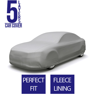 Full Car Cover for Audi R8 2010 Coupe 2-Door - 5 Layers