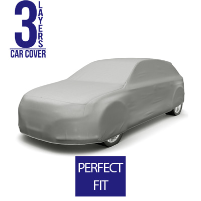 Full Car Cover for Seat Toledo 2020 Hatchback 4-Door - 3 Layers
