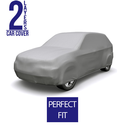 Full Car Cover for Acura ZDX 2013 SUV 4-Door - 2 Layers