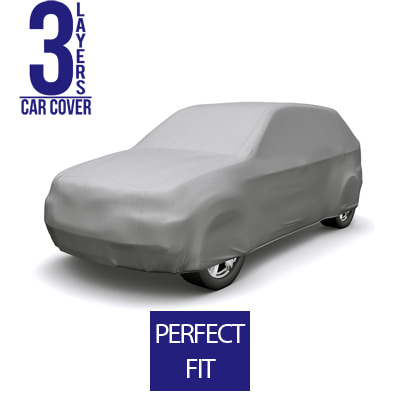 Full Car Cover for Acura ZDX 2013 SUV 4-Door - 3 Layers