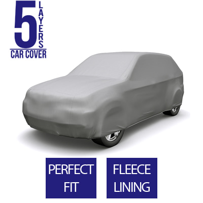 Full Car Cover for Acura ZDX 2013 SUV 4-Door - 5 Layers