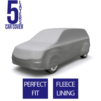 Full Car Cover for Chrysler Voyager 2001 Van - 5 Layers