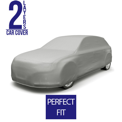 Full Car Cover for Audi allroad 2015 Wagon 4-Door - 2 Layers