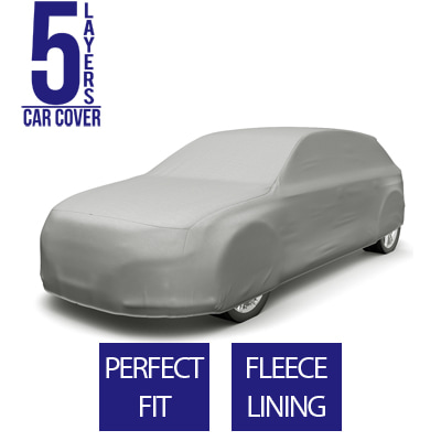 Full Car Cover for Audi allroad 2015 Wagon 4-Door - 5 Layers