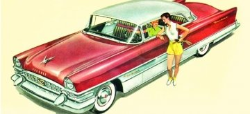 1956: The Last Of The Produced Packards
