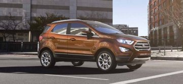 2018 Ford EcoSport: Young at Heart