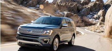 2018 Ford Expedition: Better; Lighter