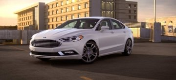 2018 Ford Fusion: Refreshingly Sporty