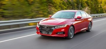 2018 Honda Accord: Redefined Reliability
