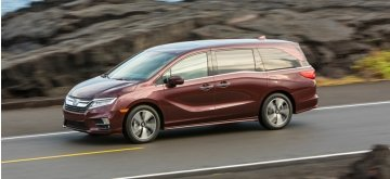 2018 Honda Odyssey: The King of Modern Minivans