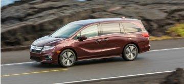 2018 Honda Odyssey: The King of Modern Minivans