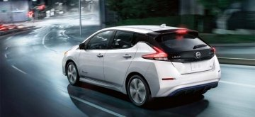 2018 Nissan Leaf: More Capable, Less Standing Out
