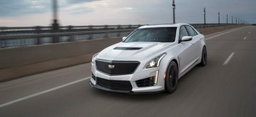 Cadillac Introduces The Astounding 2017 CTS-V