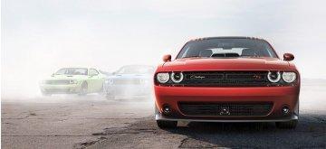 Dodge Challenger SRT Hellcat: Hell on Wheels