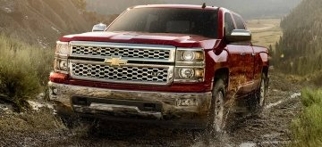 Don't Tread on the Chevy Silverado