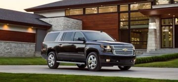 I Think I Fell In Love With My Date's New Suburban