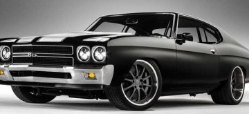 Is Chevrolet Cooking Up A New Chevelle Under those Car Covers?