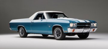 So Long It's Larger than King Kong: Rehash the History of the Chevrolet El Camino