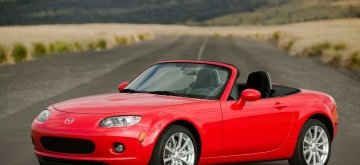 The Small, But Mighty Mazda Miata