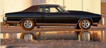 What Makes The Chevy Monte Carlo So Innovative