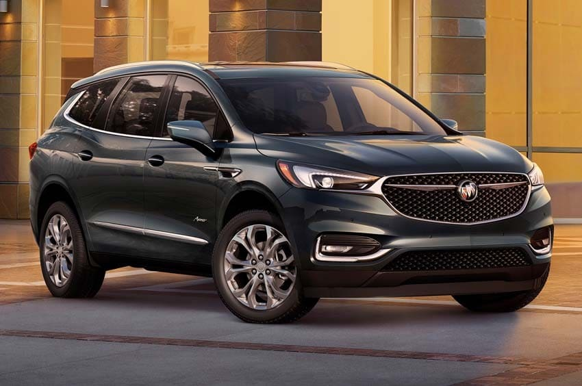 2018 Buick Enclave: American Luxury SUV Redefined