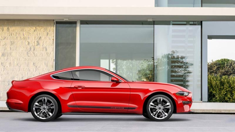 2018 Ford Mustang GT: A Mighty Pony