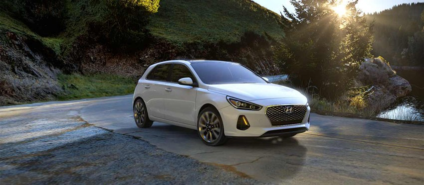 2018 Hyundai Elantra GT: Sensational European Inspired Hatchback