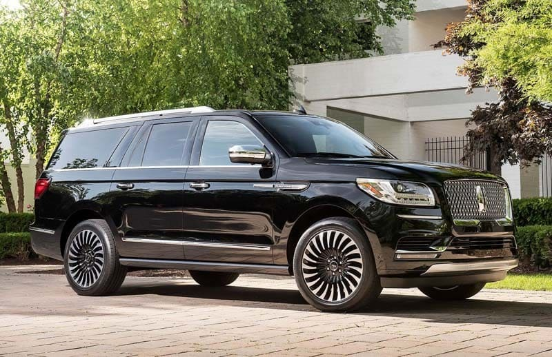 2018 Lincoln Navigator: The Iconic Forerunner of Luxury