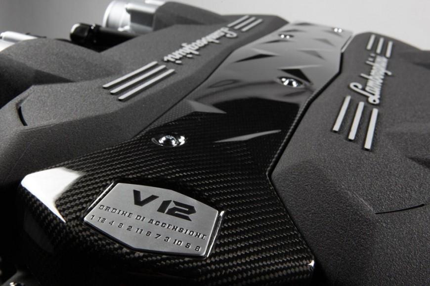 End of the V12 Engine