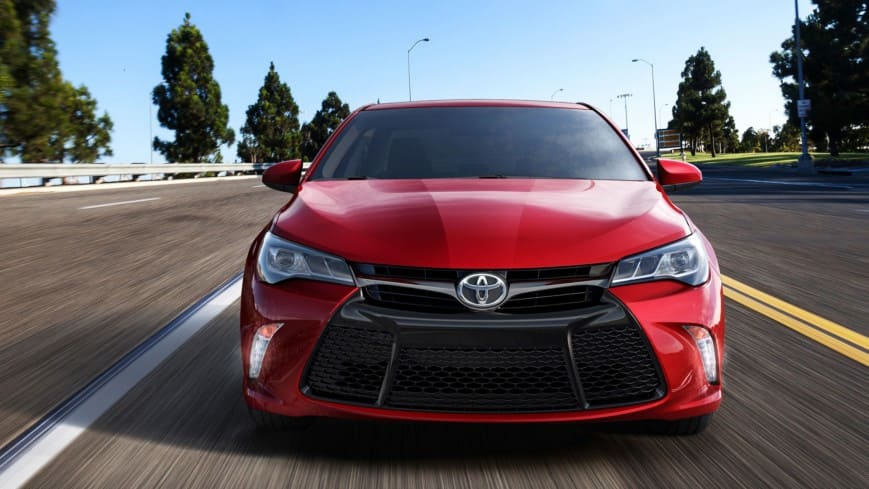 The Reliable Toyota Camry
