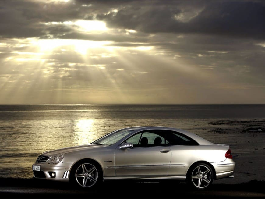 Time To Unwrap The Mercedes-Benz CLK320 Car Covers And Bring Back The Glory