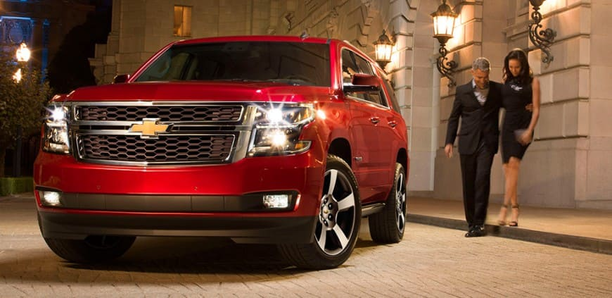 Top 4 Reasons You Should Look Into Chevrolet Tahoe Car Covers