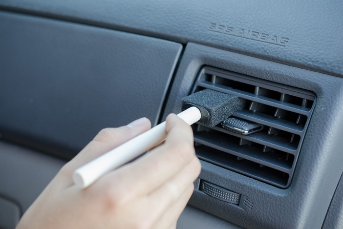 Air-conditioning stink prevention maintenance is a must
