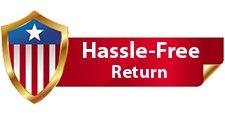 Hassle free Return